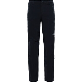 The North Face Exploration Pantalones Tamaño Corto Hombre, tnf black